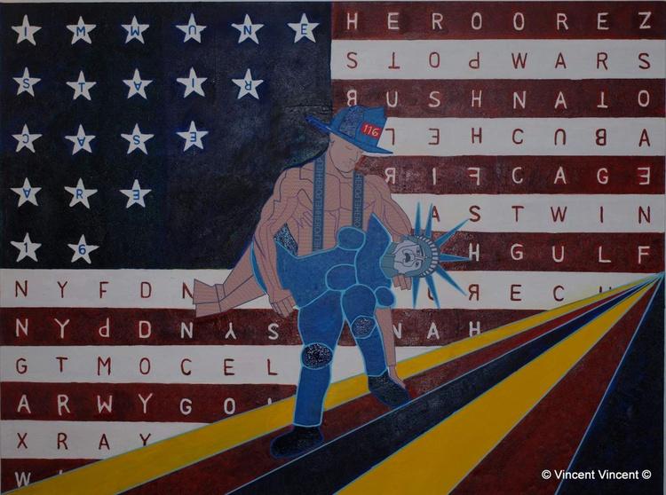 War on Terror: Liberty X Escape by Brooklyn Bridge - Image 0