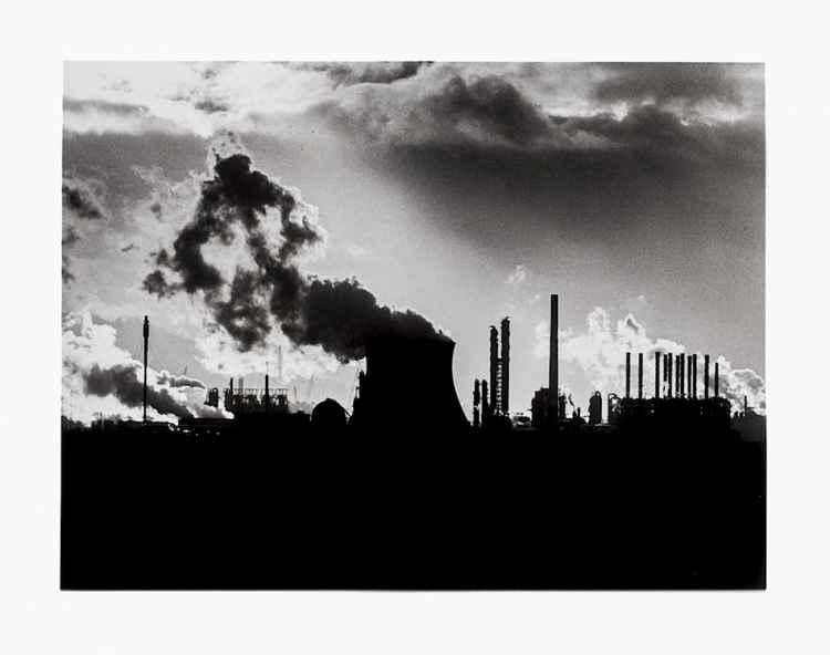 Industrial Silhouette, Teeside.