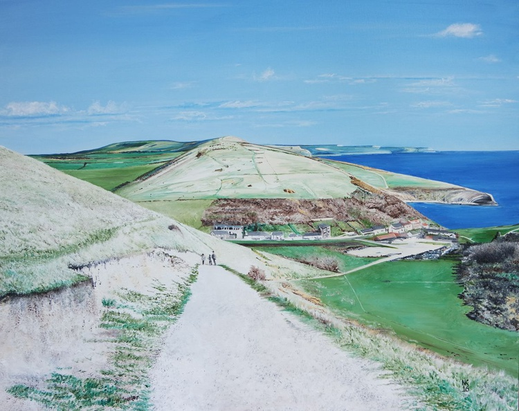 View Over Lulworth Cove - Image 0