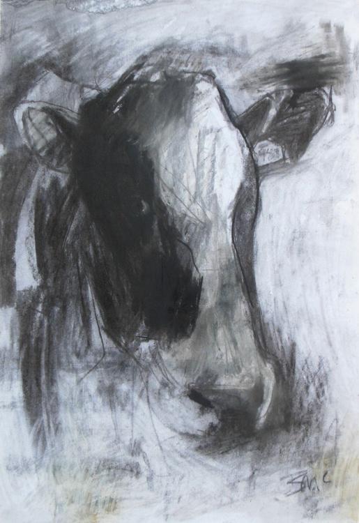 Cow Drawing III - Image 0