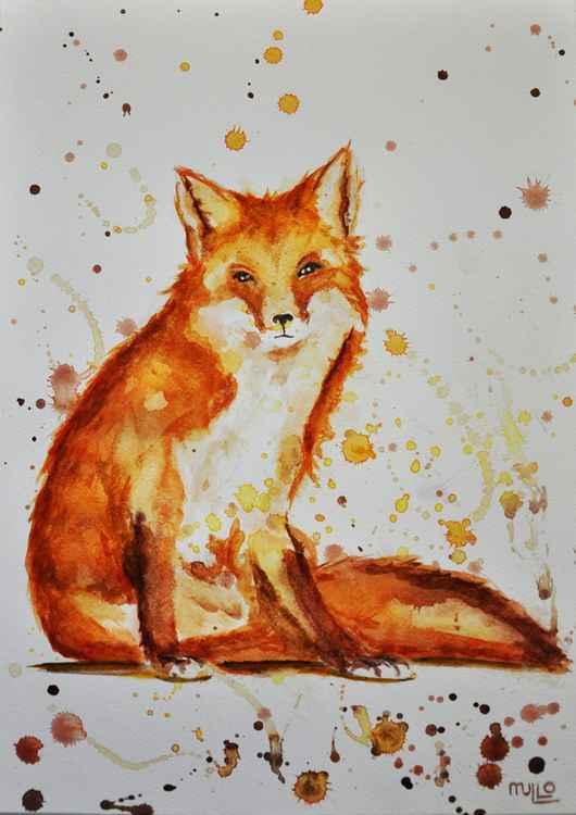 Fox Study 02