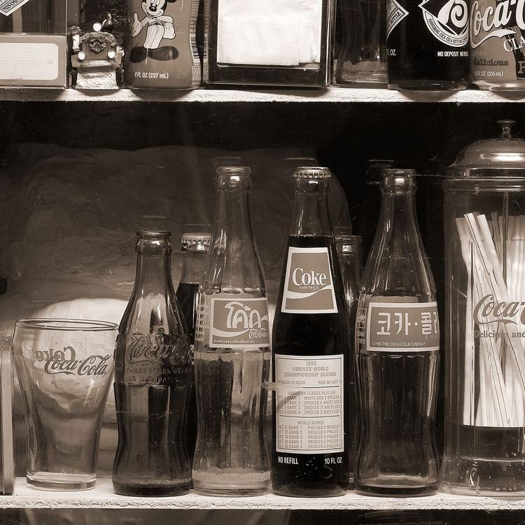 Coke Bottle Collection - Image 0