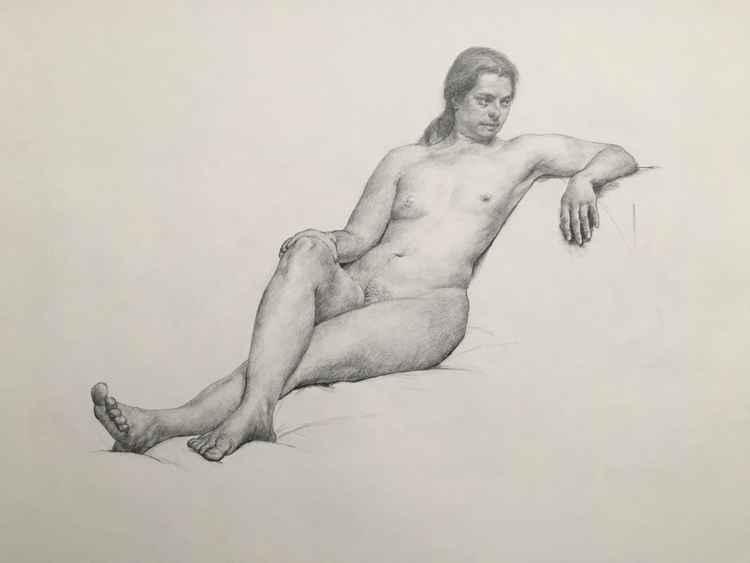 Sarah - A classical repose -