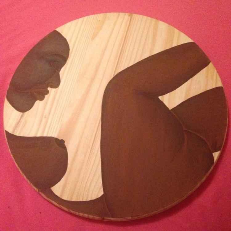 Birth of Woman lll -