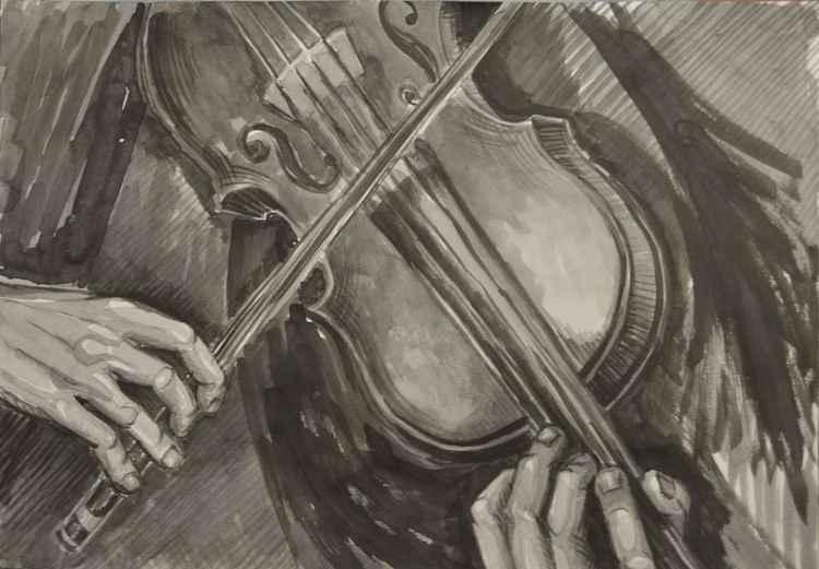 Violine -