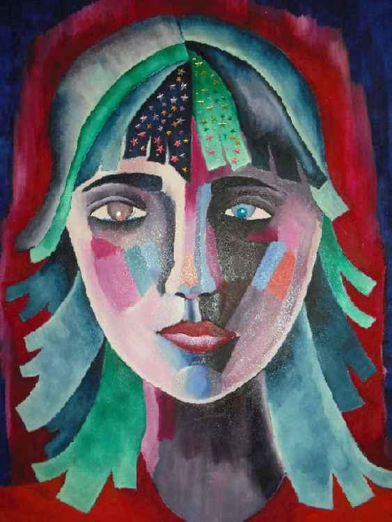 Girl With Jewel Eyes -