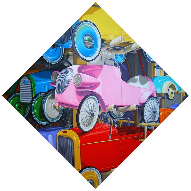 The Pink Car - Image 0