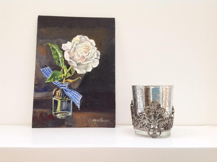 White Rose - still life - Image 0