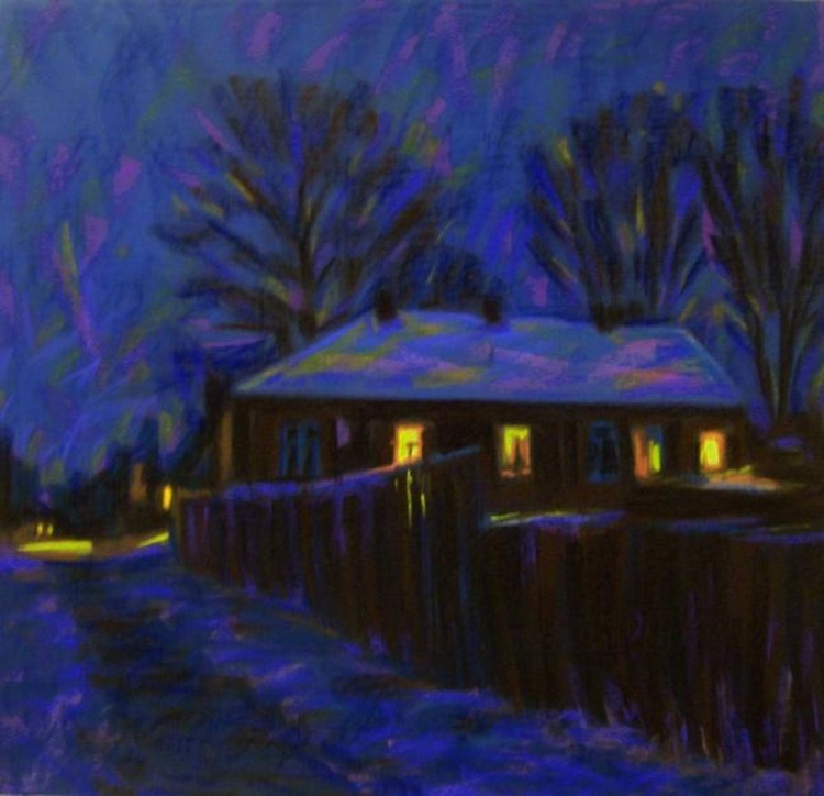 winter night - Image 0