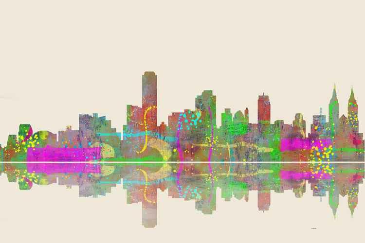 Adelaide Skyline 2