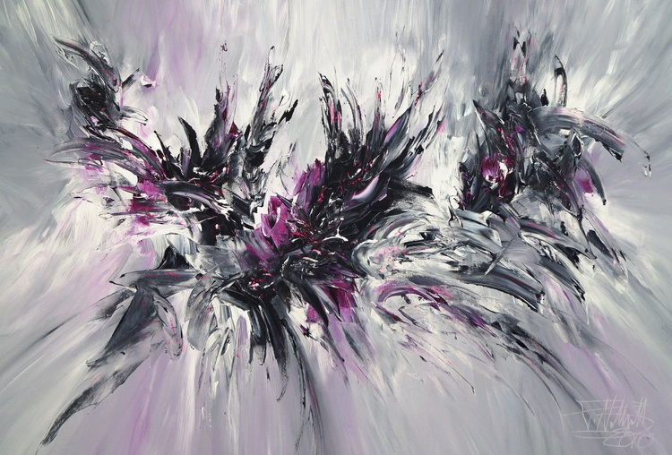 Magenta Black White  M 1 - Image 0