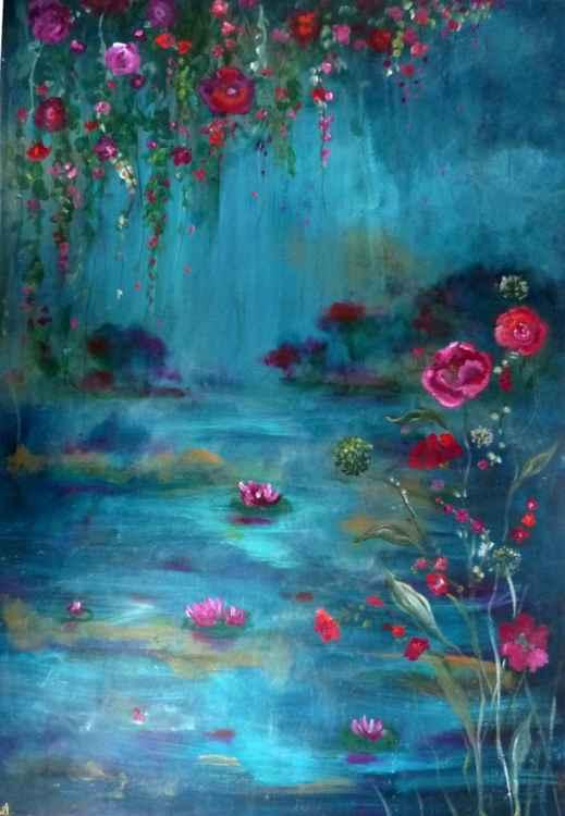 Blue river -Fleuve bleu