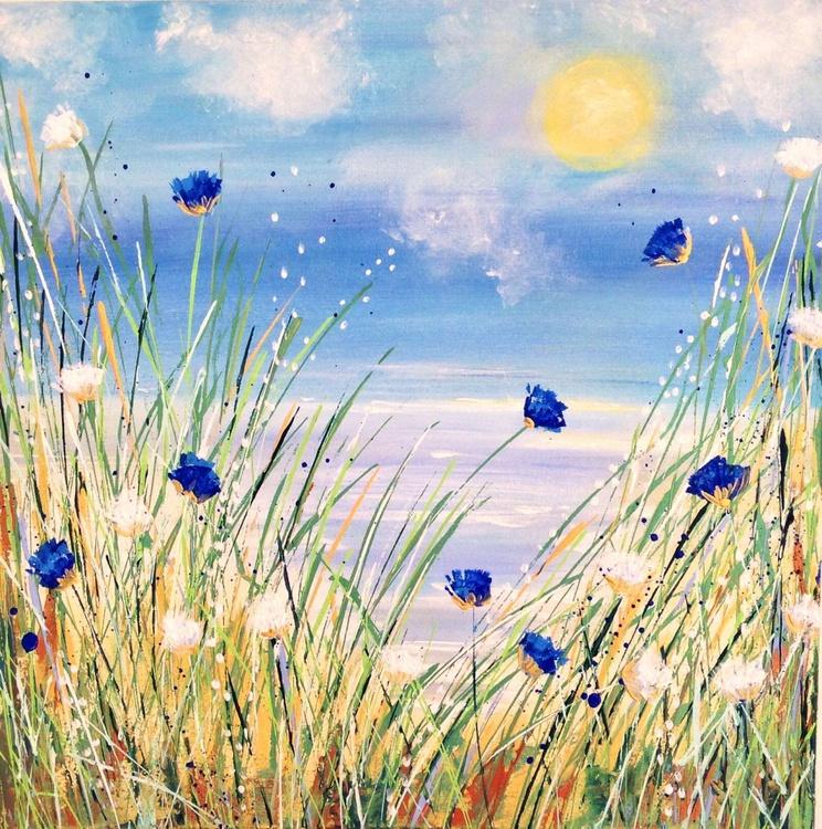 Cornflower Blue Bay - Image 0
