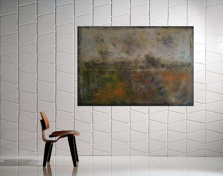 "Underground, Size: 45''x31""( 115x80cm) - Image 0"