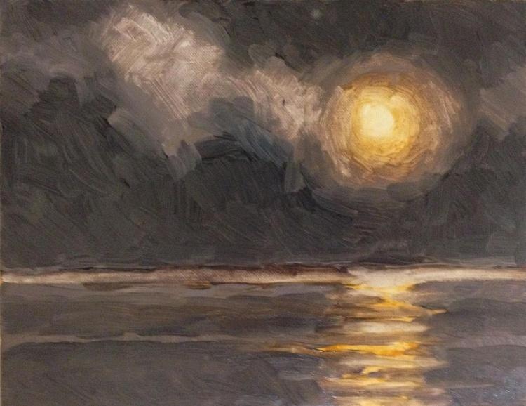 Golden Moon - Image 0