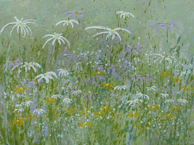 Rainy Day Meadow - Image 0