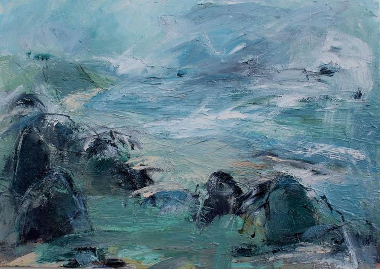 Mount April colour - Image 0