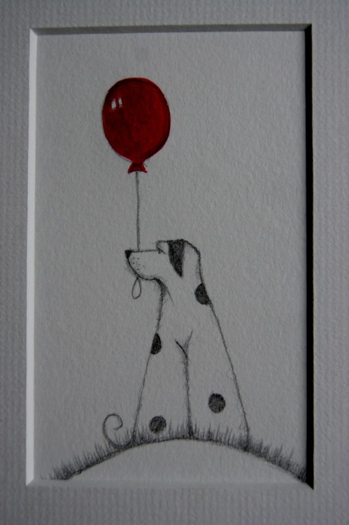 Molly and the Red Balloon.., - Image 0