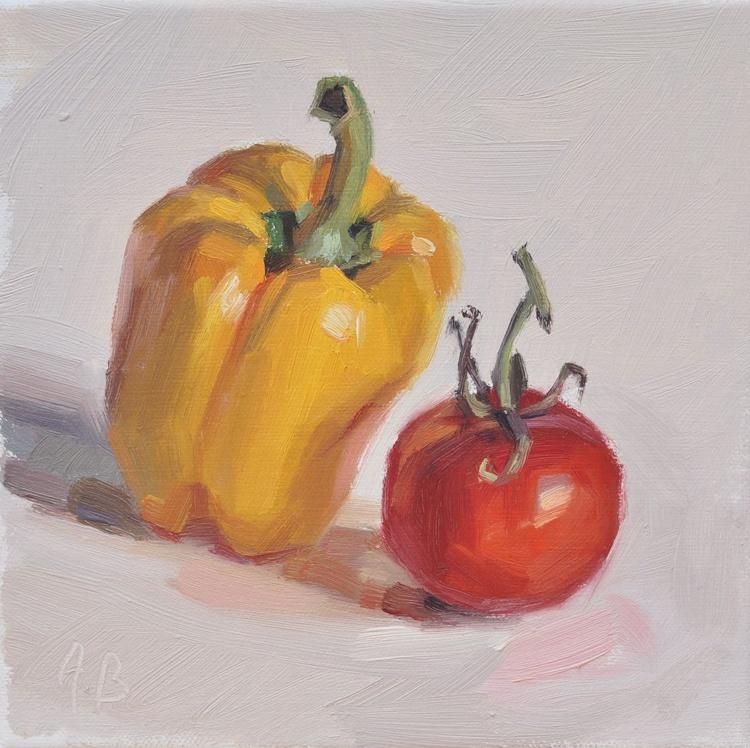 Pepper and tomato - Image 0