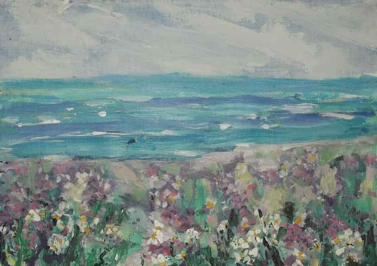 Valerian and Daisy Beach -