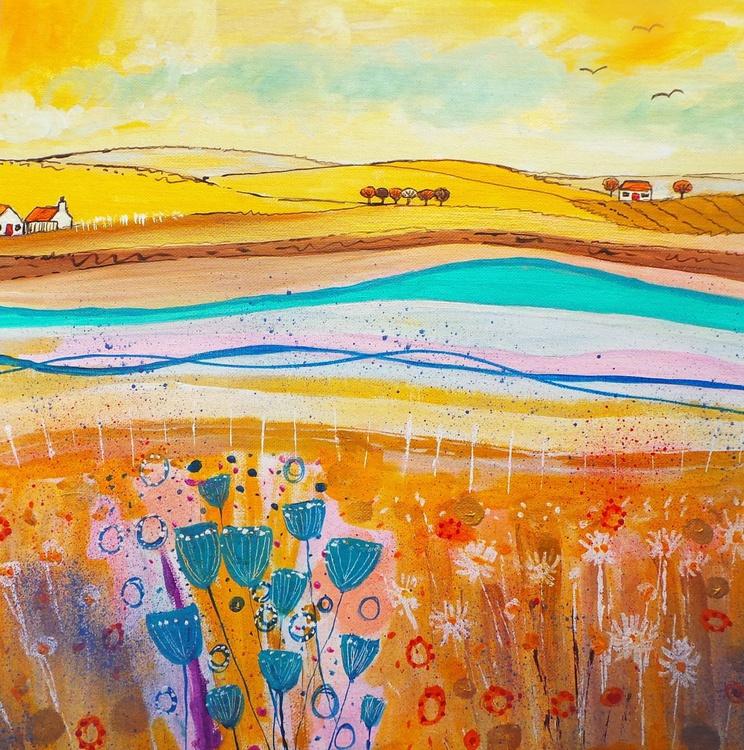 Golden Cornfield - Image 0