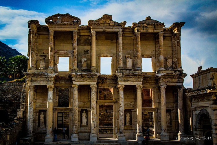 The Library of Celsus - Image 0