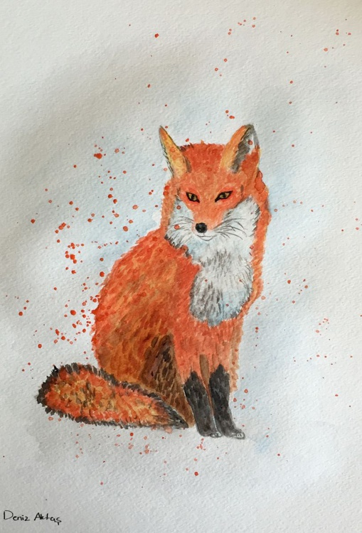 The Red Fox - Carried Away - Image 0