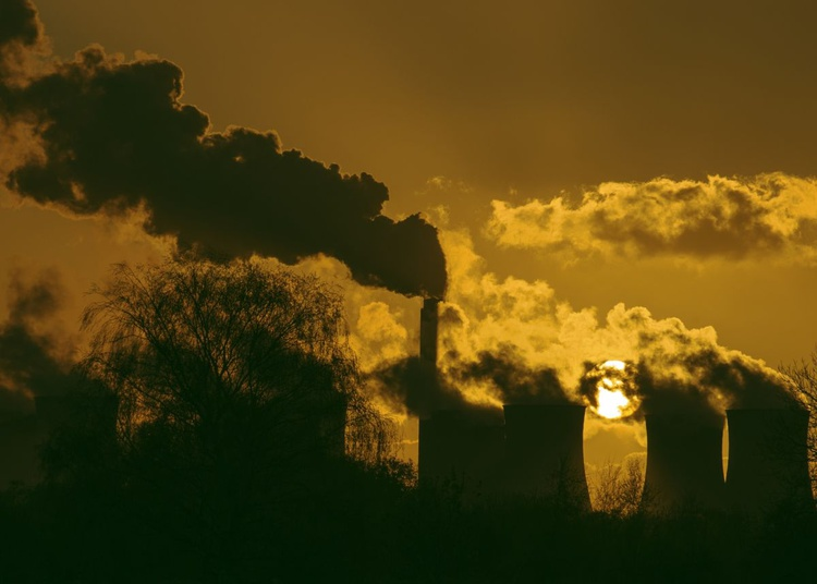 Industrial Sunset - Image 0