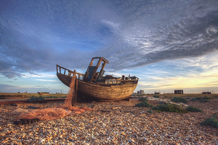 Dungeness at Sunset - Image 0