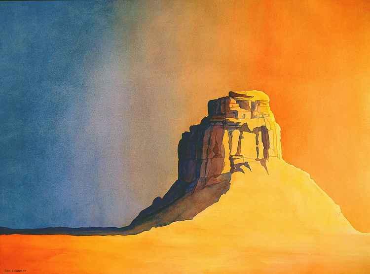 Chaco Mesa -