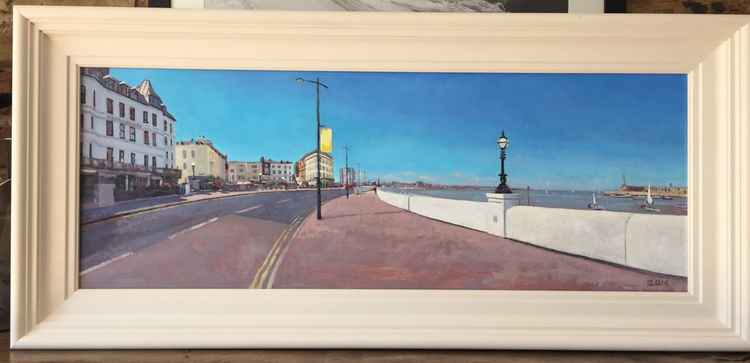 Margate Harbour - Summer -