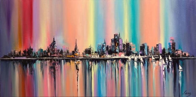 Rainbow city - Image 0