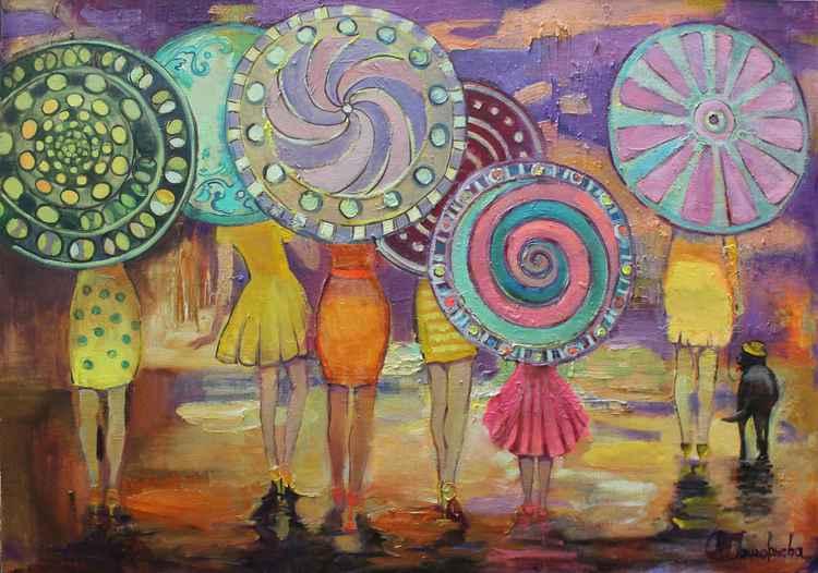 Umbrellas -