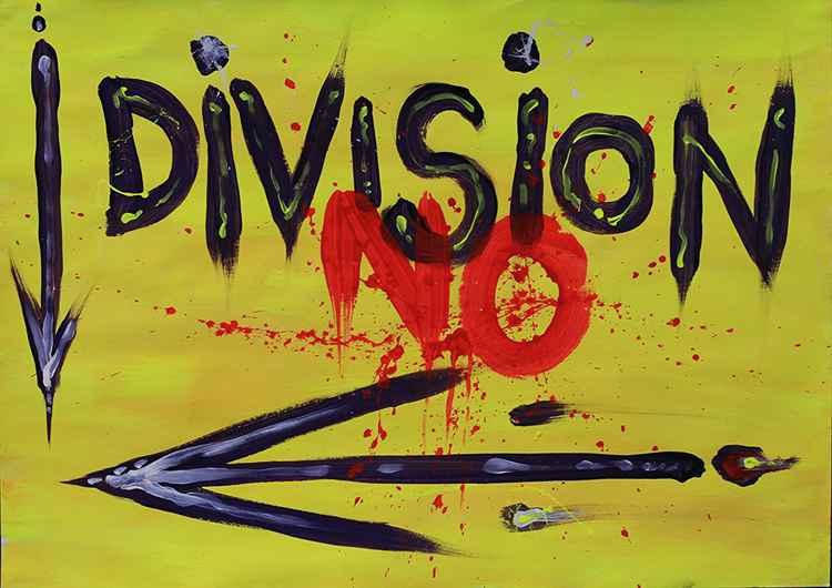 no division -