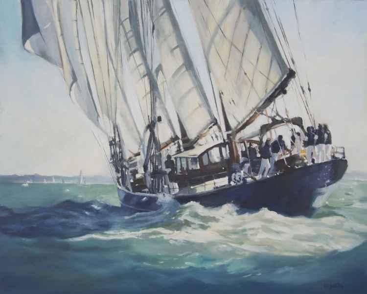 Sailing Home -