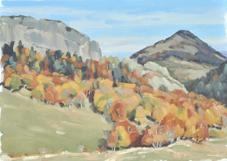 October 12, Massif du Mézenc - Image 0