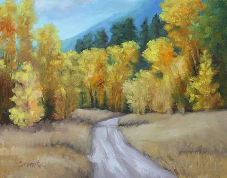 Aspen Ranch Road