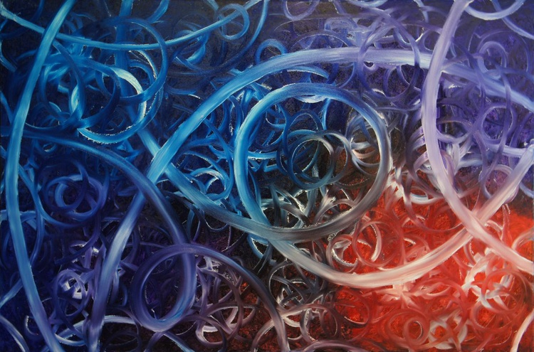 Endless (80 x 120 cm) - Image 0