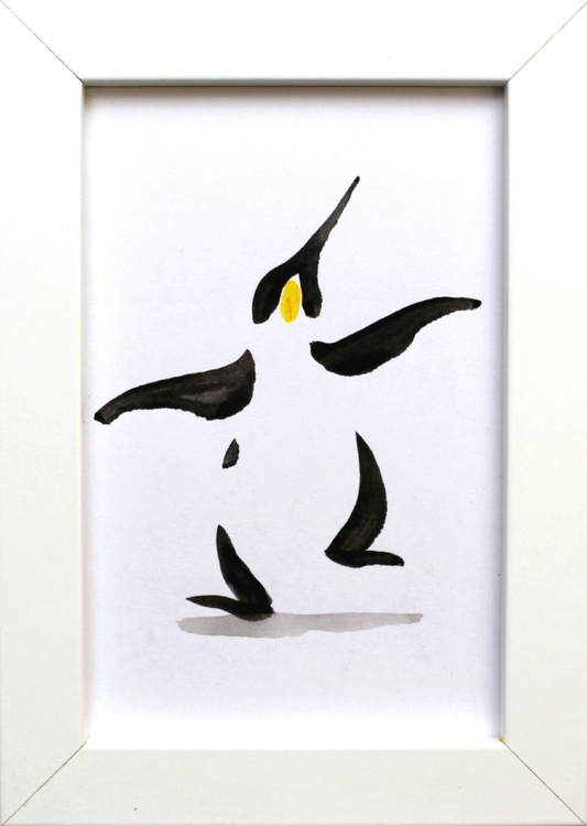 Penguin 1015C (Framed) - Image 0