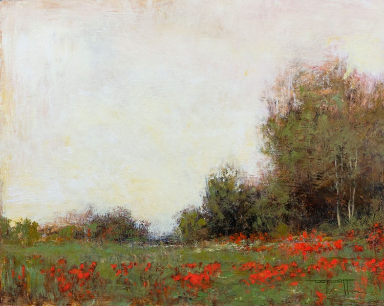 Red Meadow 16x20 inches - Image 0