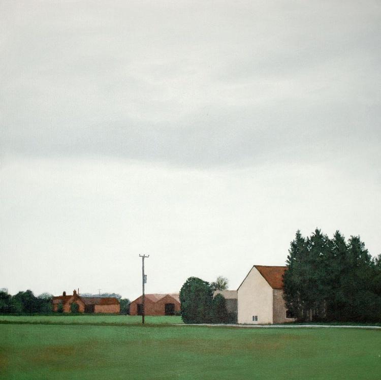 Farm Buildings, Spring - Image 0