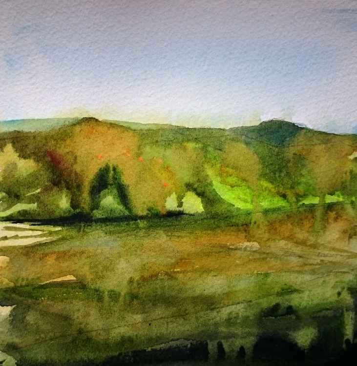 Snowdonia Series No. 5