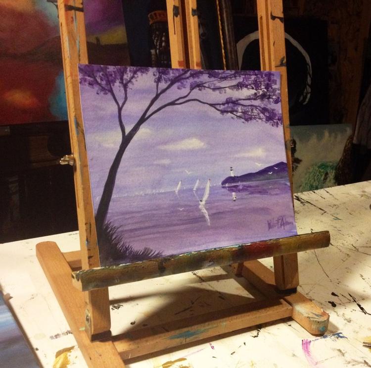 Sailing Lavender Seas! - Image 0