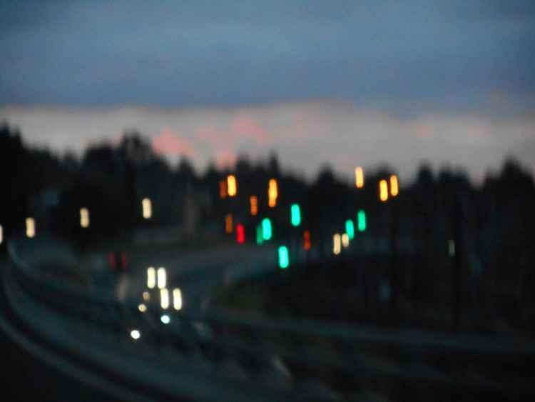 Road lights -