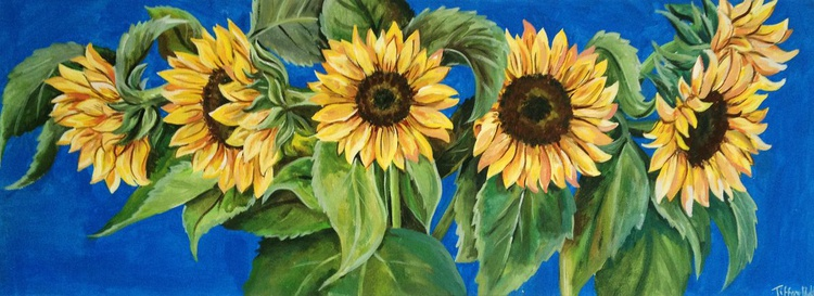 The Sunflowers - Image 0