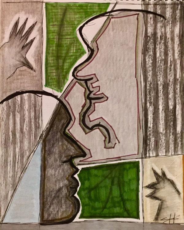 Speaks To The Forest (day sketch 2) - Image 0