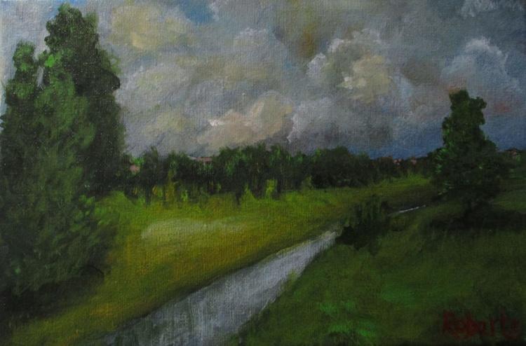 March landscape - Image 0