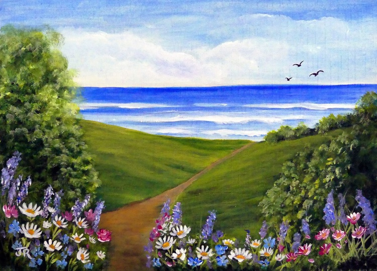 Pathway to the Beach - Image 0
