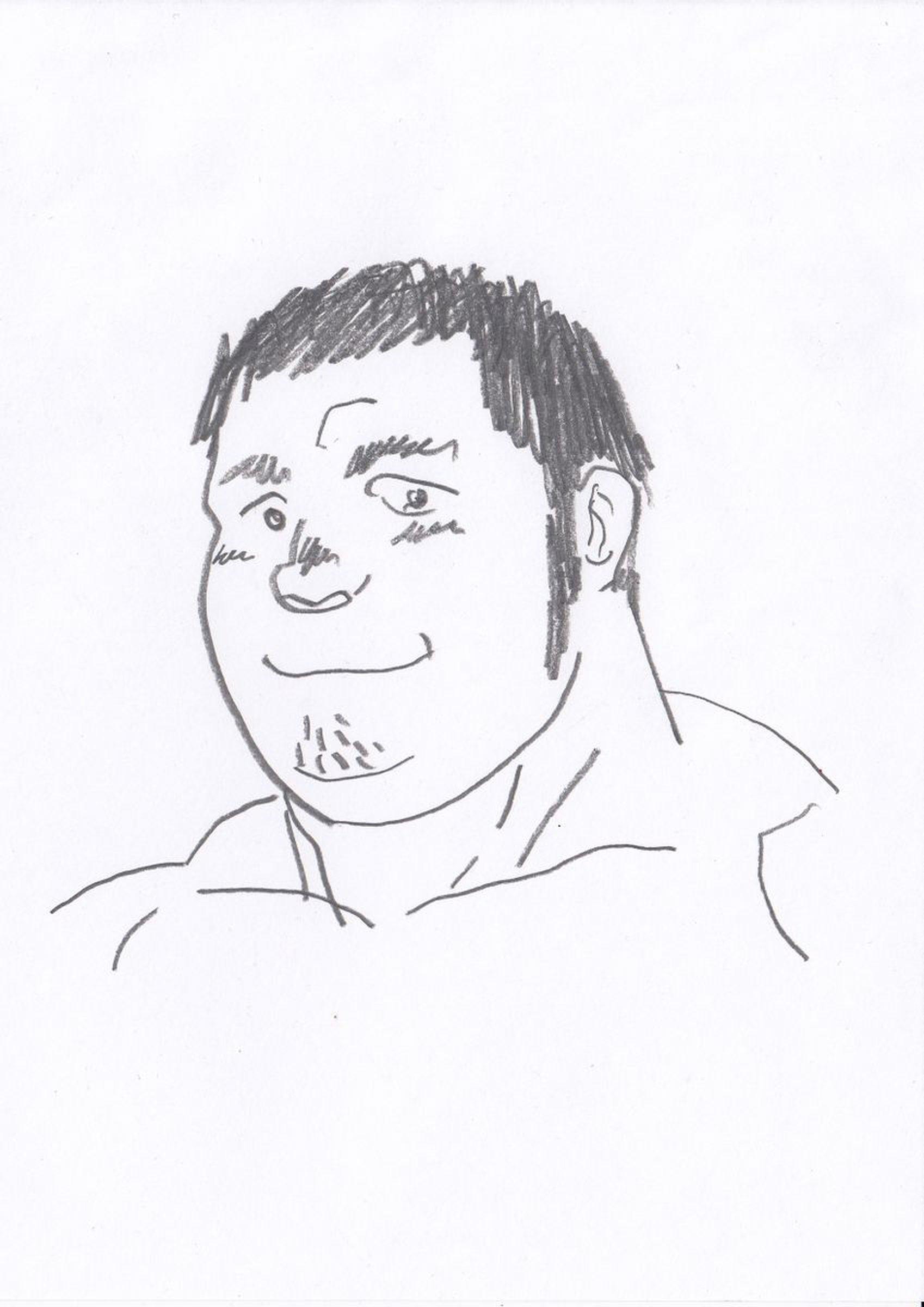 Anime drawing 3 2018
