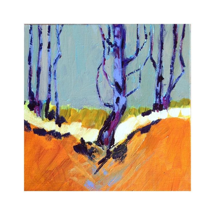 Purple Clumps - Image 0